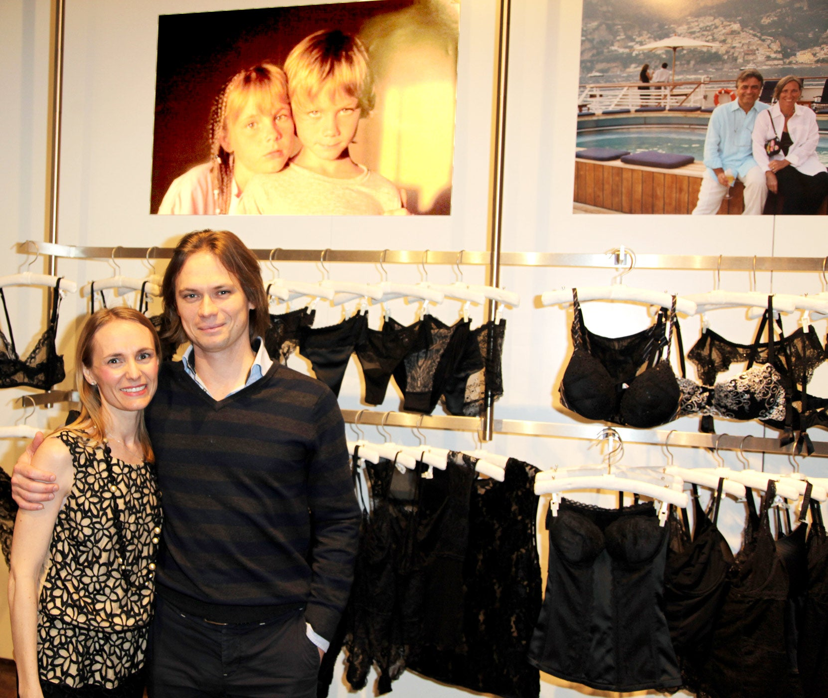 The Family Behind Luxury Fashion Business Cosabella