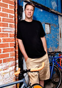 Big Shot Bikes CEO Matt Peterson