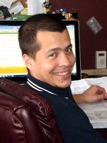 Matt Vetter, founder of River's Edge Project Management