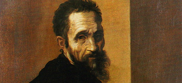 A man paints with his brains and not with his hands.-- Michelangelo