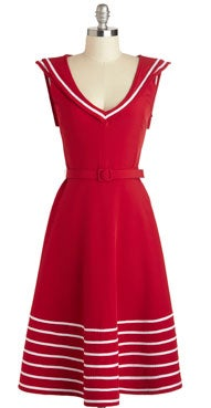 Either Oar Dress from Modcloth