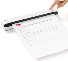 The Neat Receipts mobile document scanner