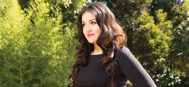 College Entrepreneur: Nelly Garcia