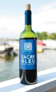 Sacre Bleu Wine