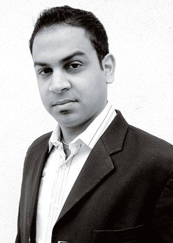 Nihal Mehta, CEO and co-founder of LocalResponse
