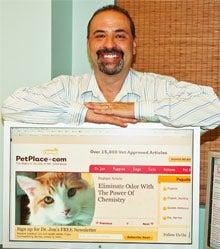 PetPlace.com Cofounder Diego Saenz