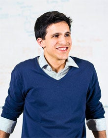 Save-savvy: Omar Bohsali of Priceonomics.