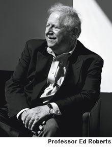 Professor Ed Roberts