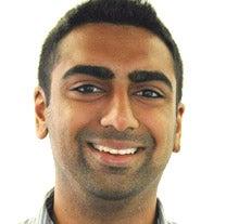 College Entrepreneur Rishabh Jain