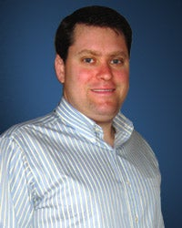 Scott Neuberger is president and partial owner of InfoCore. Photo courtesy of the company.
