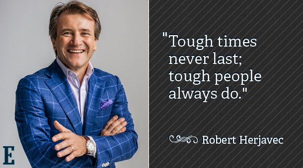 Robert Herjavec of Shark Tank