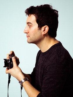 Shutterstock's Jon Oringer