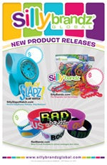 Silly Brandz products