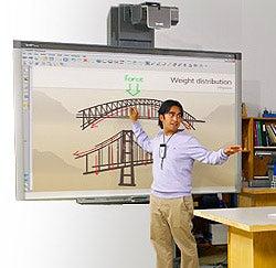 SMART's Board 800i interactive whiteboard system