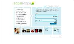 Social Scope