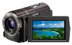 The Sony Handycam HDR-CX360V