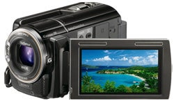 The Sony Handycam HDR-PJ50V