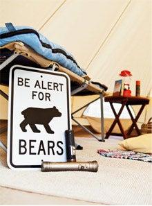 Suburban Camping