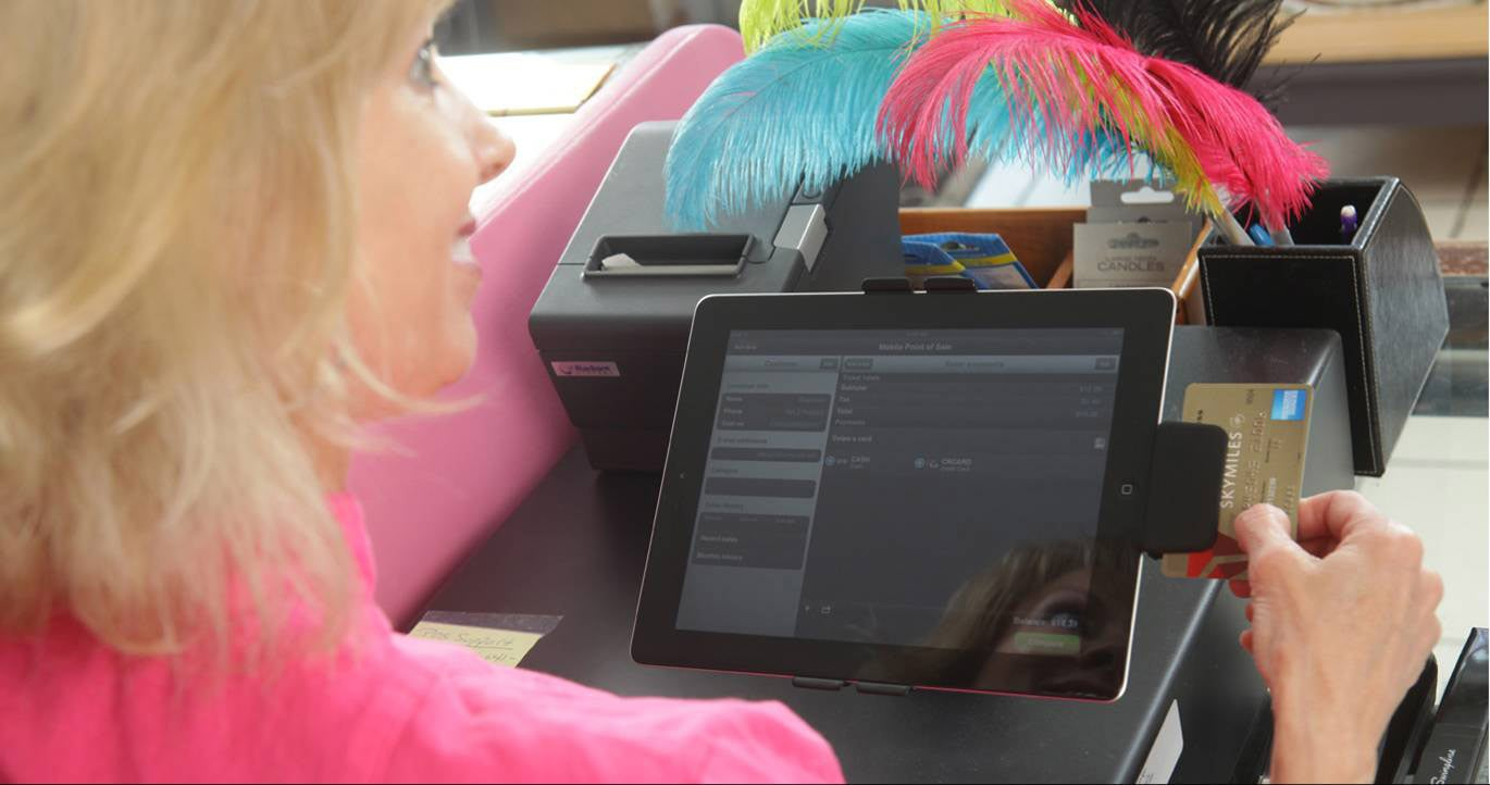 iPad, Tablet Point-of-Sale Systems Gain Popularity