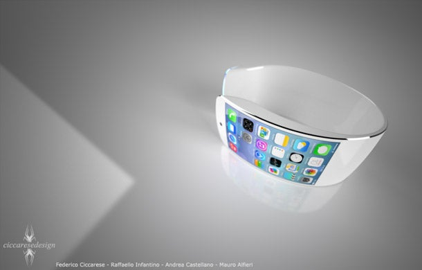 The Coolest-Looking Apple iWatch Concept We've Seen