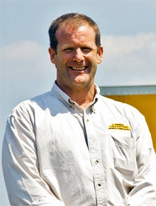 Tom Sullivan, founder and chairman of Lumber Liquidators