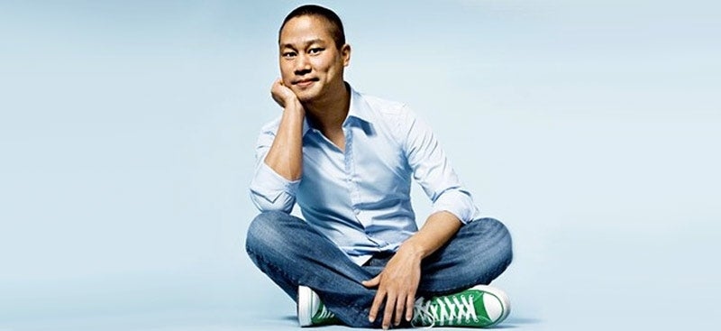 Core Company Values Tony Hsieh