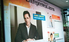Entrepreneur magazine's third annual Growth Conference