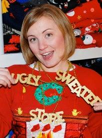 Clarissa Trujillo of UglySweaterStore.com