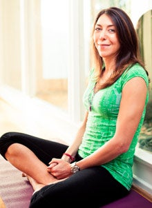 Improving bodies, minds and spirits: YogaFit founder Beth Shaw.