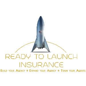 Ready to Launch Insurance Logo