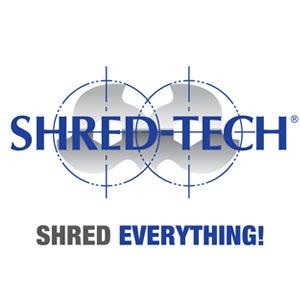 Shred-Tech Logo