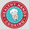 Healthy Hands Cooking Logo