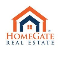 HomeGate Real Estate Logo