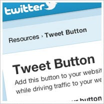 Can a Tweet Button Drive More Traffic to Your Web Page?