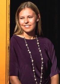 Entrepreneur Magazines College Entrepreneur of 2011 winner Gabrielle Palermo