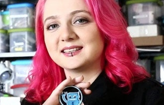 Spotlight Adafruit Industries Limor Fried Entrepreneur of 2012 Finalist