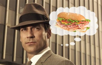 An Inside Look at How Teams Create Great Business Ideas When Subway Meets Mad Men in AMCs The Pitch