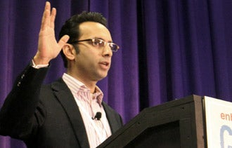 Asheesh Advani at Growth Conference 2012