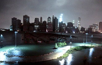 NYC Entrepreneurs Stand Up to Hurricane Sandy