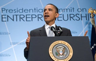 Obama Cant Wait To Help Entrepreneurs