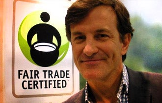 Paul Rice, CEO Fair Trade USA