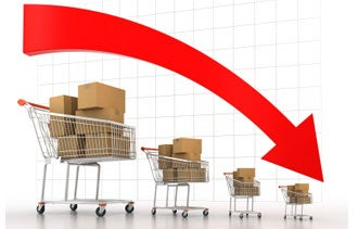 Post Thanksgiving Sales Slump