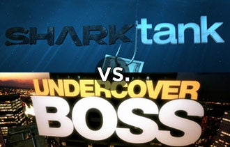 Shark Tank vs. Undercover Boss: Which Helps Your Business More?