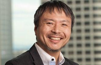 Spotlight Acucelas Ryo Kubota Entrepreneur of 2012 Finalist