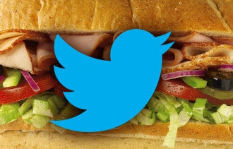 Subways Tweets Top List