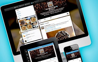 Twitters Profile Pages Redesign Offers More Branding Opportunities