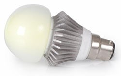 The 60-watt World Bulb LED from Lighting Science Group