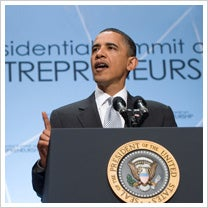 Obama Asks for Input from High-Growth Entrepreneurs