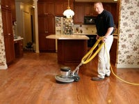 N-Hance franchise owner renewing hardwood floors
