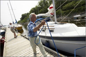Boat Cleaning Service